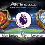 Prediksi Skor Manchester United vs Leicester