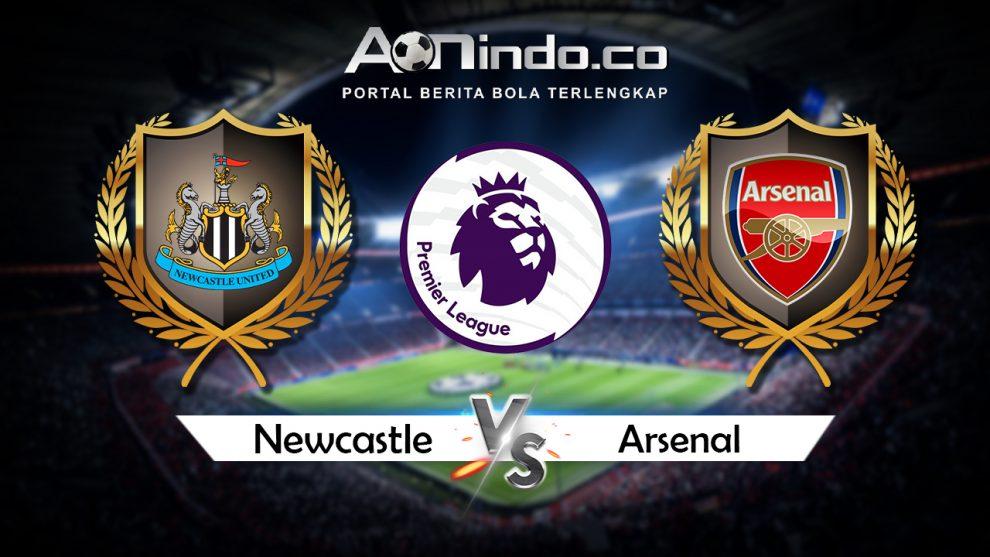 Prediksi Skor Newcastle vs Arsenal