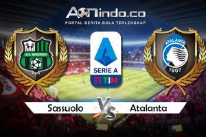Prediksi Skor Sassuolo vs Atalanta