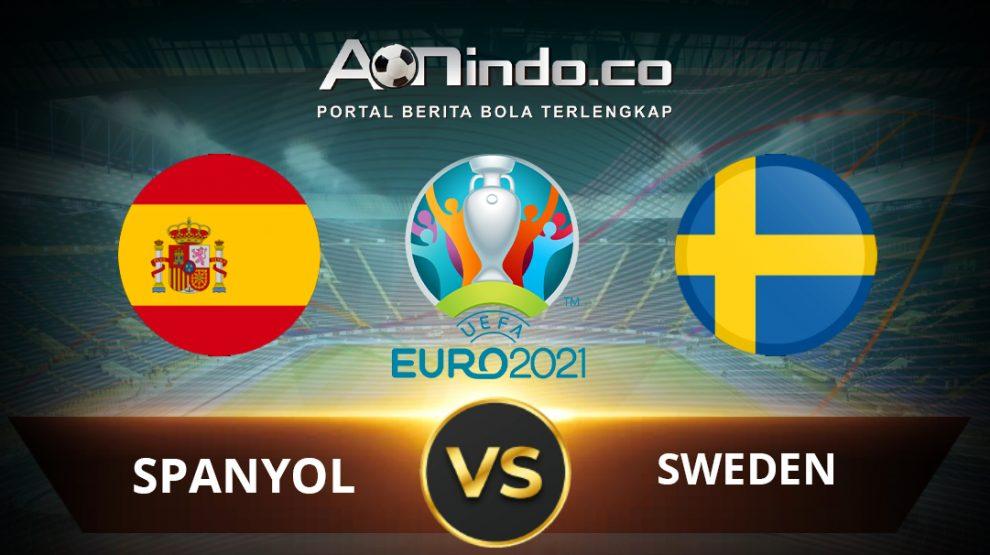 Prediksi Skor Pertandingan Spanyol Vs Swedia