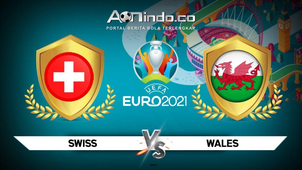 Prediksi Pertandingan Wales vs Swiss