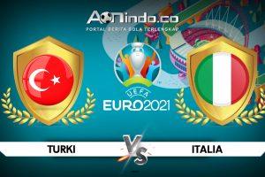 Prediksi Skor Pertandingan Italia Vs Turkey
