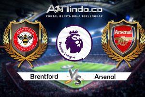 Prediksi Skor Brentford vs Arsenal