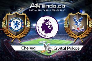 Prediksi Pertandingan Chelsea vs Crystal
